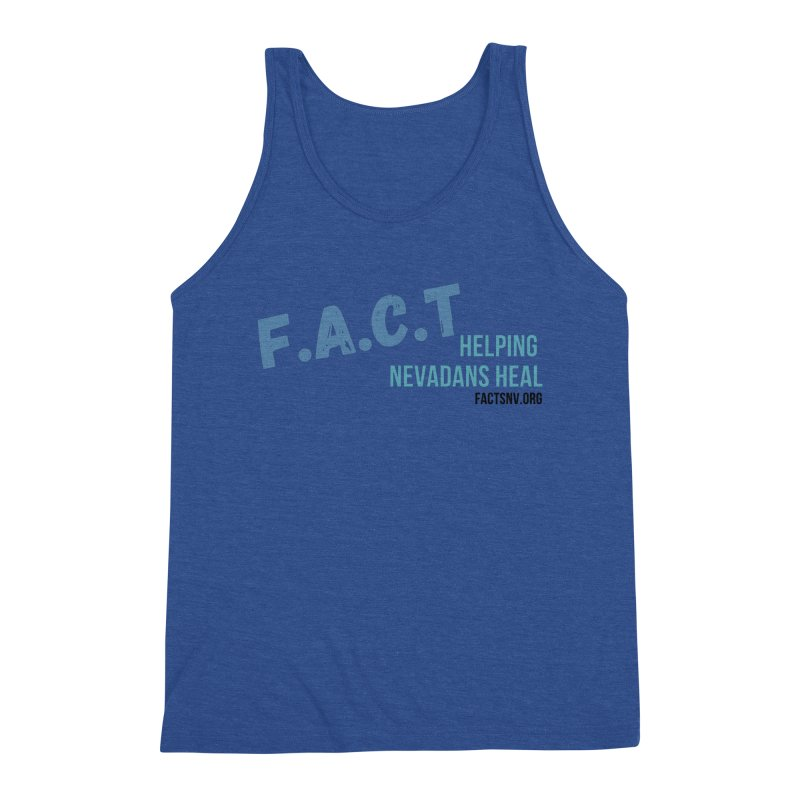 FACT: Helping Nevadans Heal Men's Tank by Family and Child Treatment (FACT)