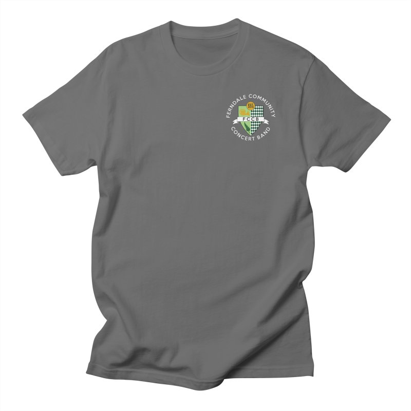 small crest- dark styles Women's T-Shirt by FCConcertBand's Apparel Shop