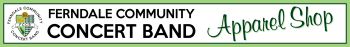FCConcertBand's Apparel Shop Logo
