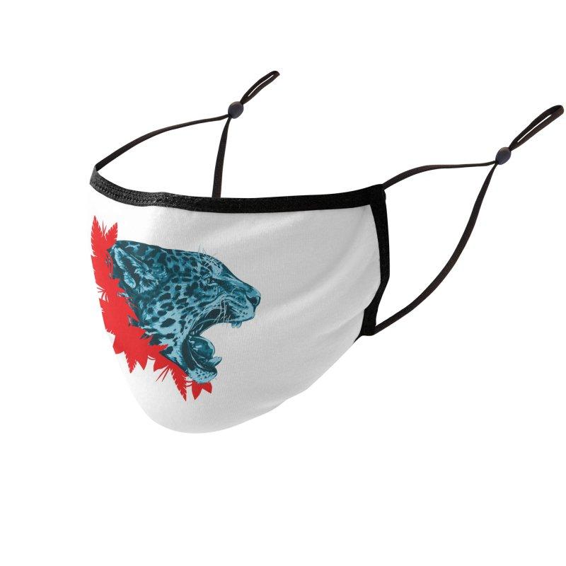 Alma Jaguar Accessories Face Mask by Fedz