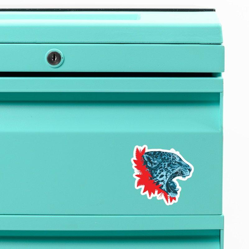 Alma Jaguar Accessories Magnet by Fedz