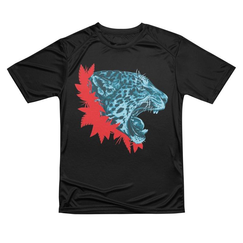 Alma Jaguar Men's Performance T-Shirt by Fedz