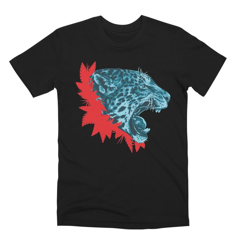 Alma Jaguar Men's Premium T-Shirt by Fedz