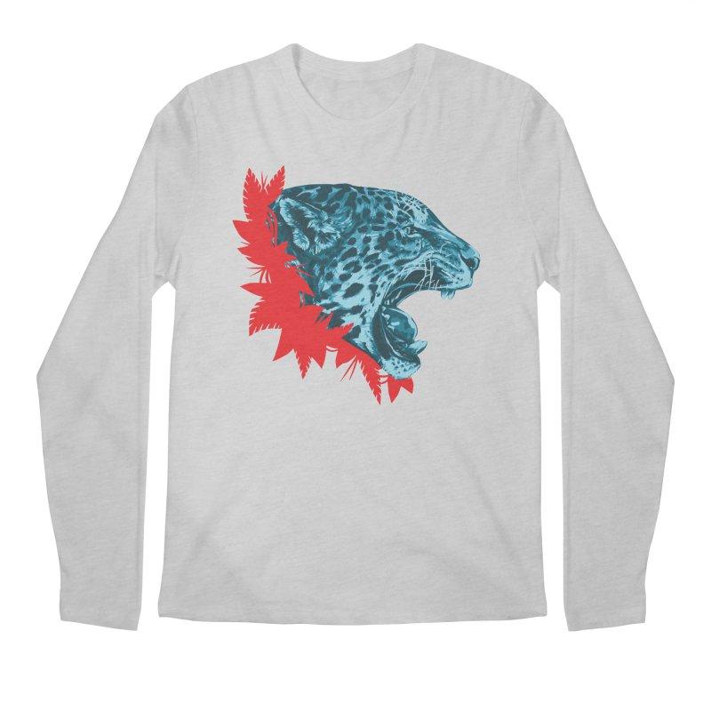 Alma Jaguar Men's Regular Longsleeve T-Shirt by Fedz