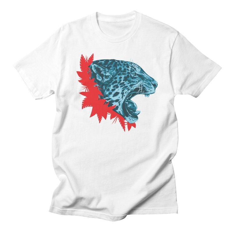 Alma Jaguar Men's Regular T-Shirt by Fedz