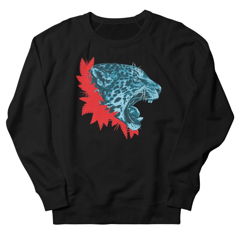 Alma Jaguar Men's French Terry Sweatshirt by Fedz