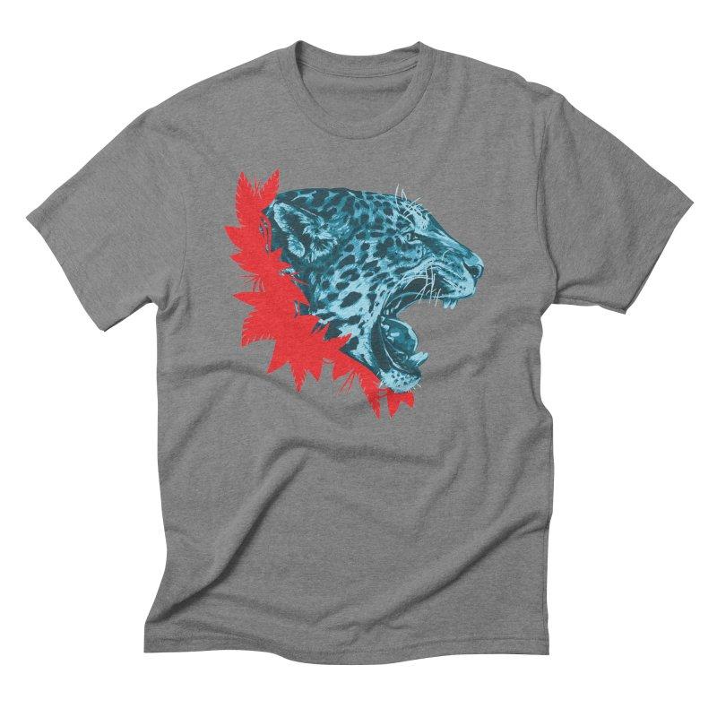 Alma Jaguar Men's T-Shirt by Fedz
