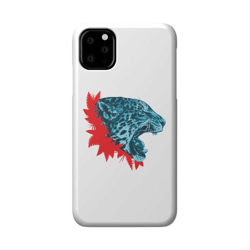 Alma Jaguar Accessories Phone Case by Fedz