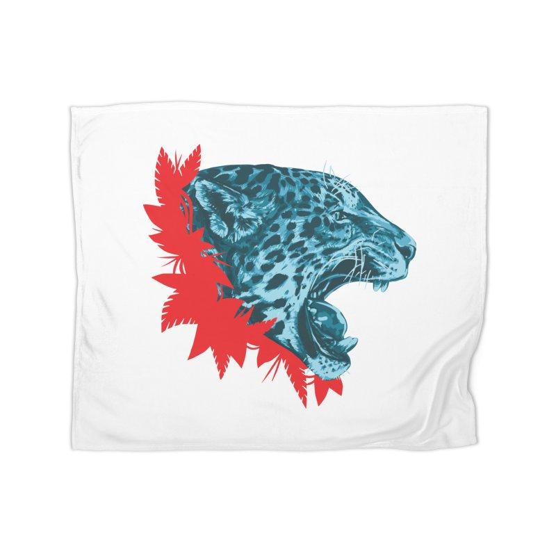 Alma Jaguar Home Blanket by Fedz
