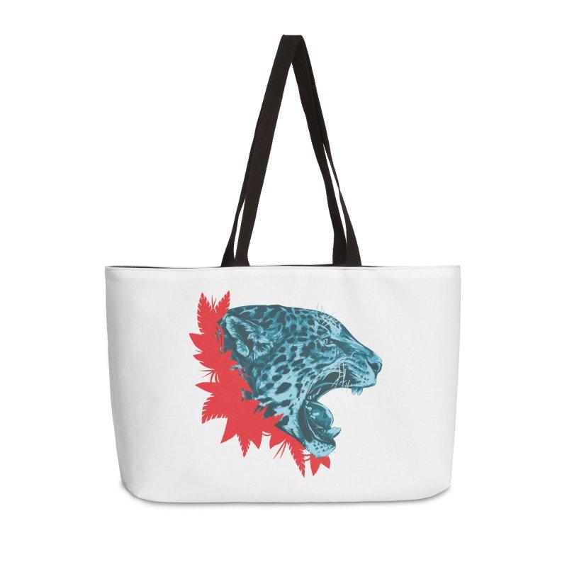 Alma Jaguar Accessories Weekender Bag Bag by Fedz