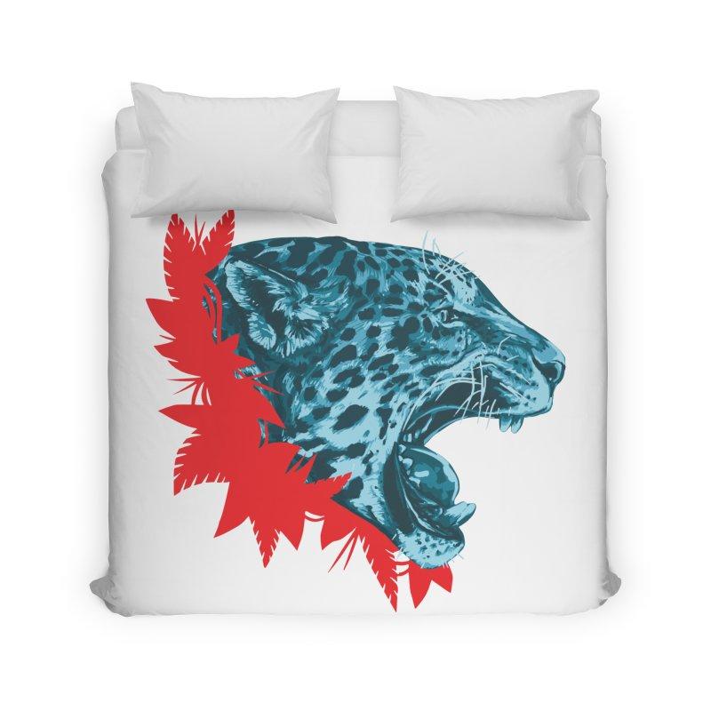 Alma Jaguar Home Duvet by Fedz