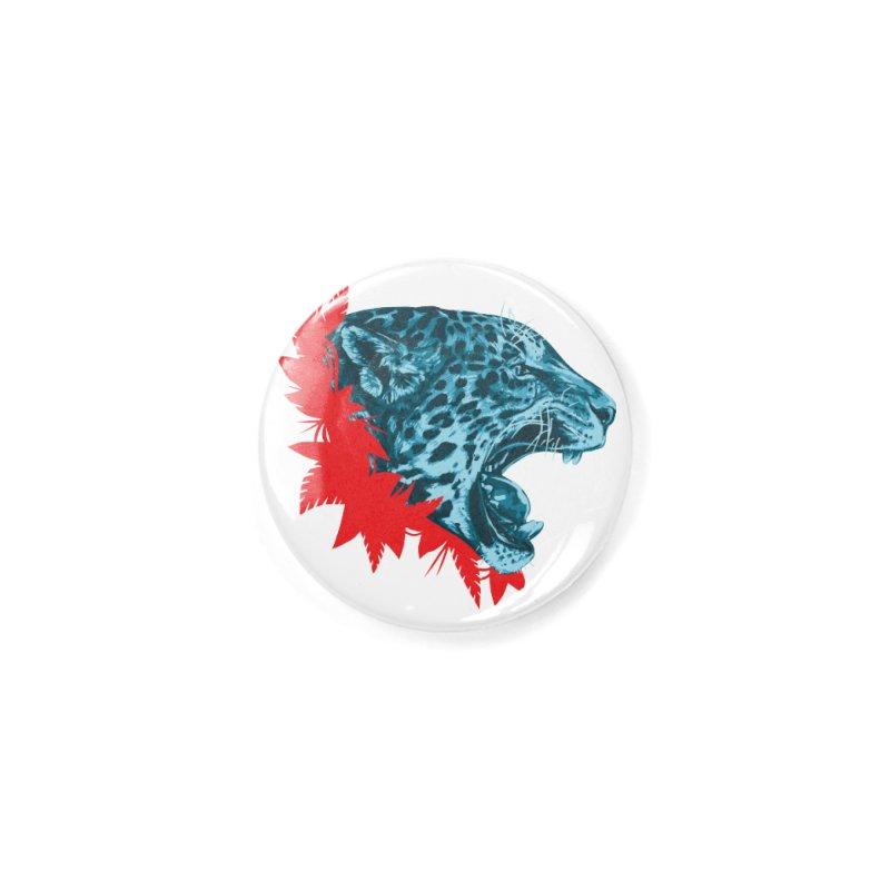 Alma Jaguar Accessories Button by Fedz