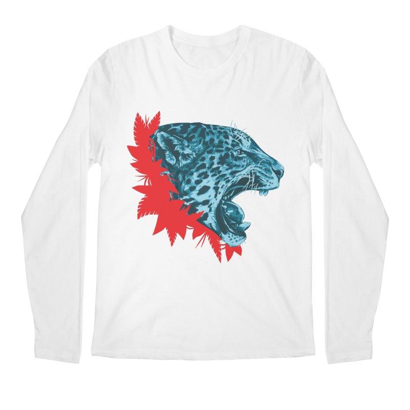 Alma Jaguar Men's Longsleeve T-Shirt by Fedz