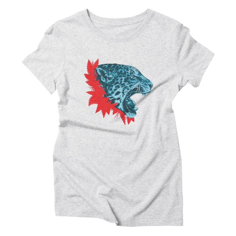 Alma Jaguar Women's T-Shirt by Fedz
