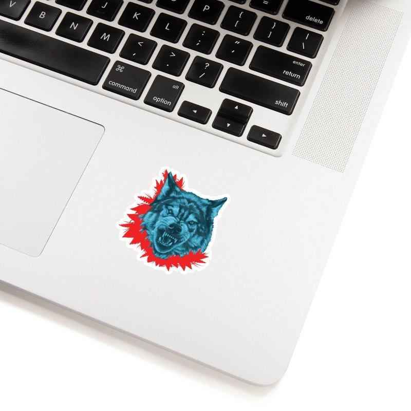 Sabio Lobo Accessories Sticker by Fedz
