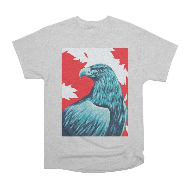 La Patria Women's Heavyweight Unisex T-Shirt by Fedz