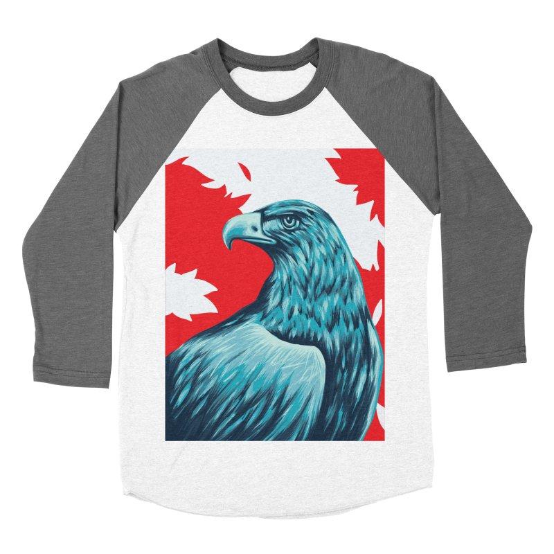 La Patria Women's Baseball Triblend Longsleeve T-Shirt by Fedz