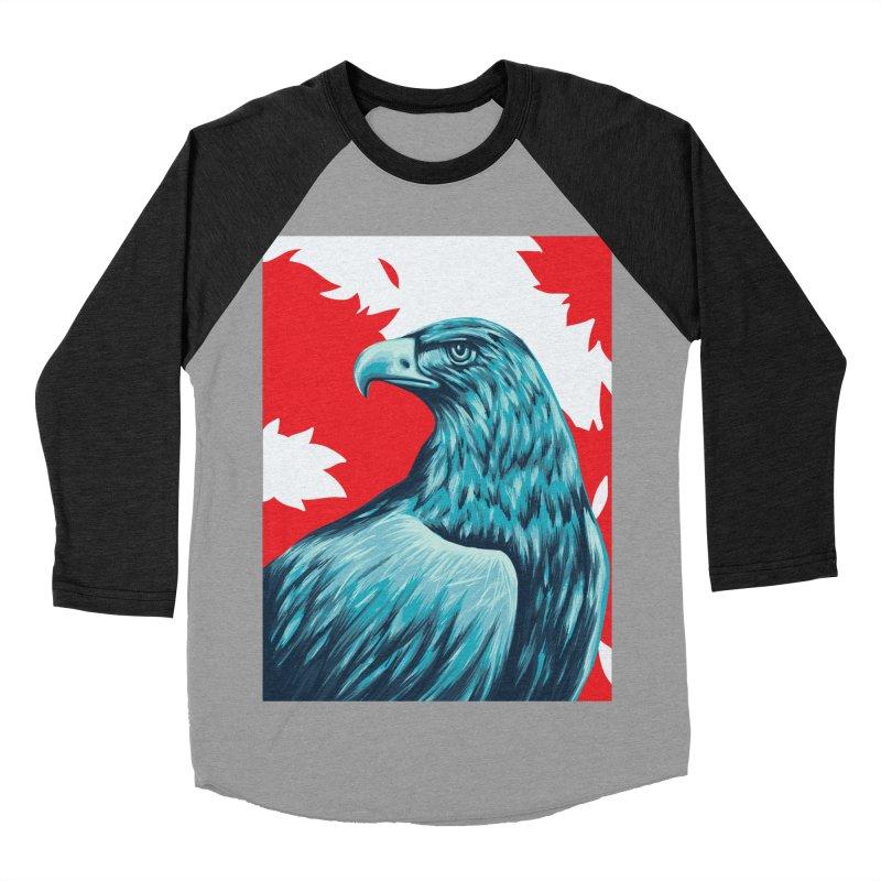 La Patria Men's Baseball Triblend Longsleeve T-Shirt by Fedz
