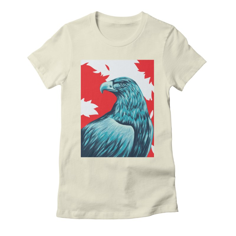 La Patria Women's Fitted T-Shirt by Fedz