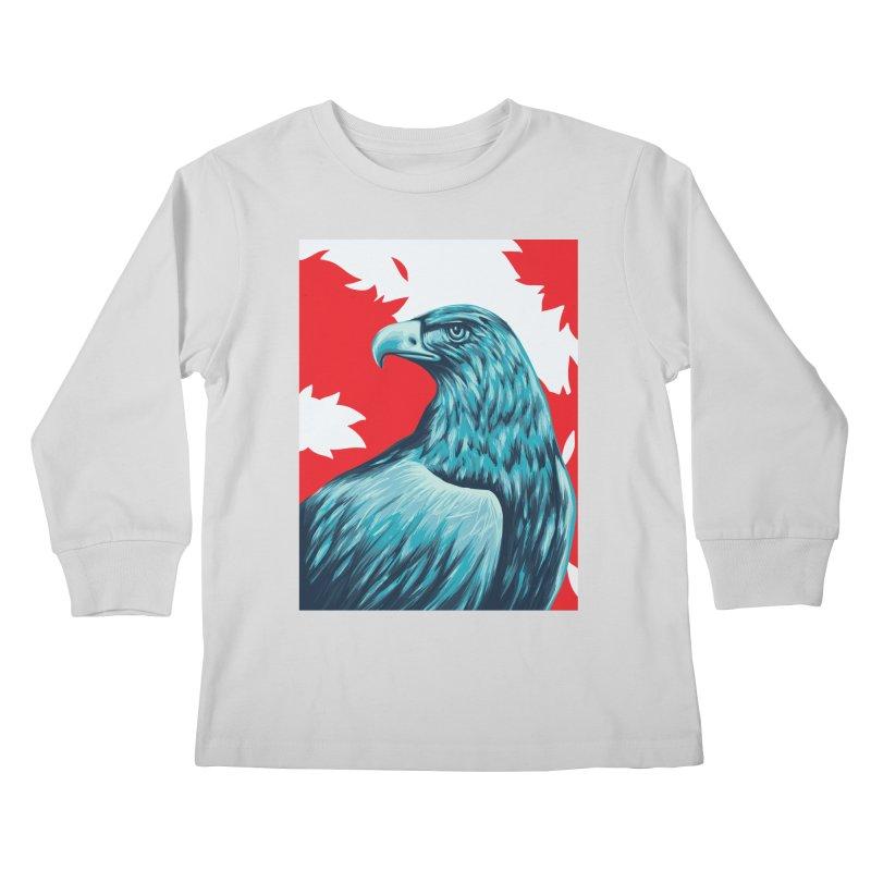 La Patria Kids Longsleeve T-Shirt by Fedz