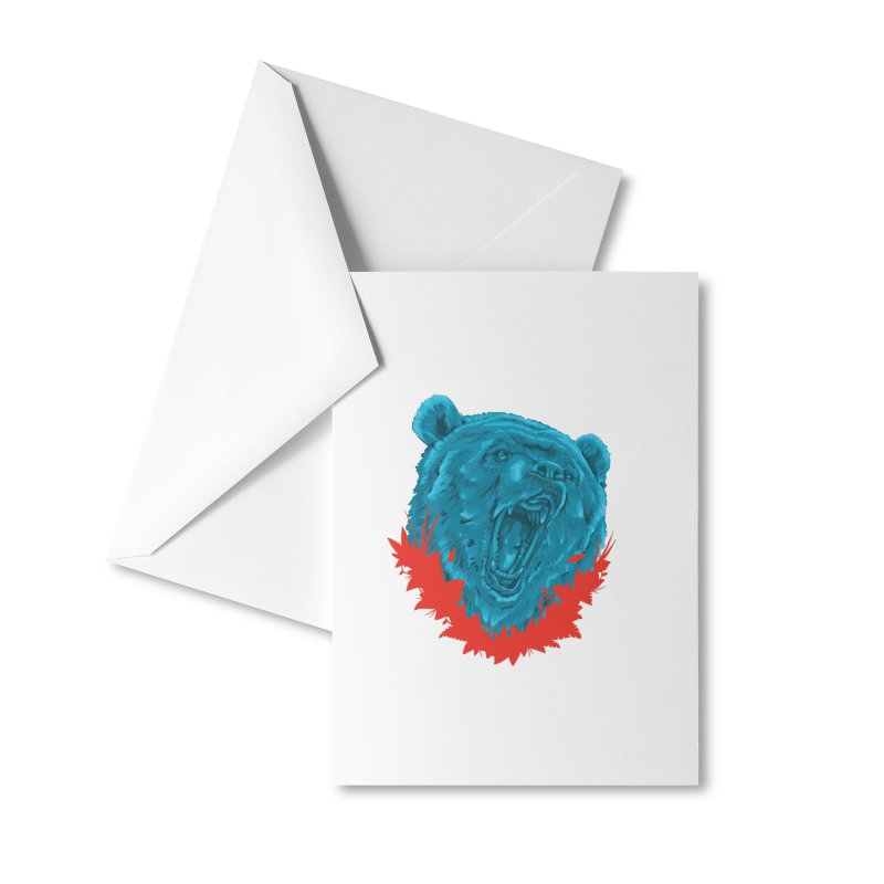 El Guardian Accessories Greeting Card by Fedz