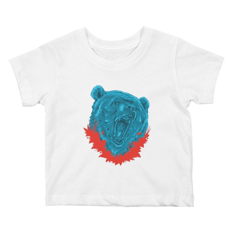 El Guardian Kids Baby T-Shirt by Fedz