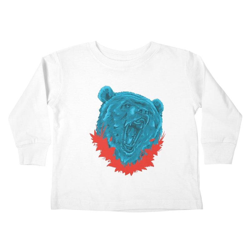 El Guardian Kids Toddler Longsleeve T-Shirt by Fedz