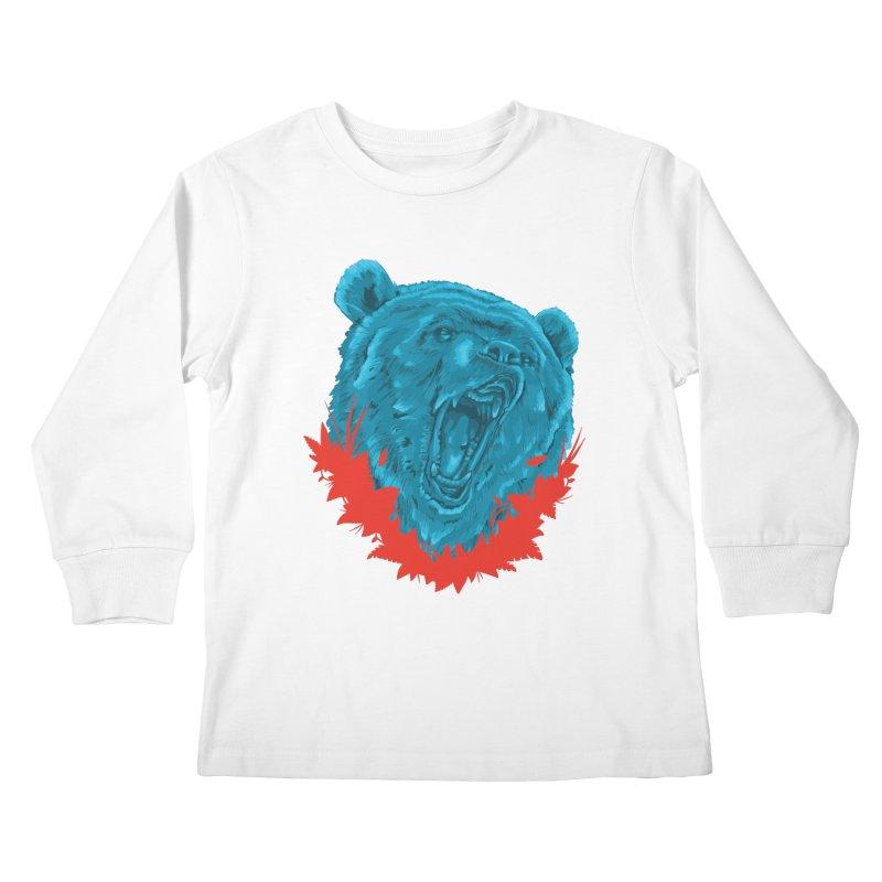 El Guardian Kids Longsleeve T-Shirt by Fedz