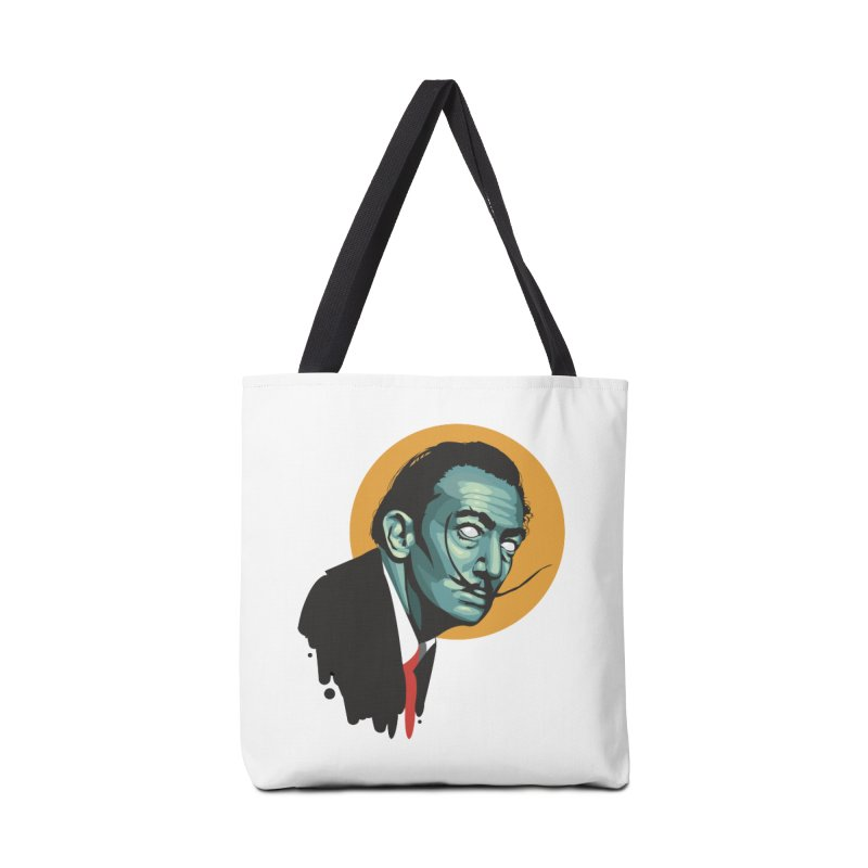 Santo Dali Accessories Tote Bag Bag by Fedz