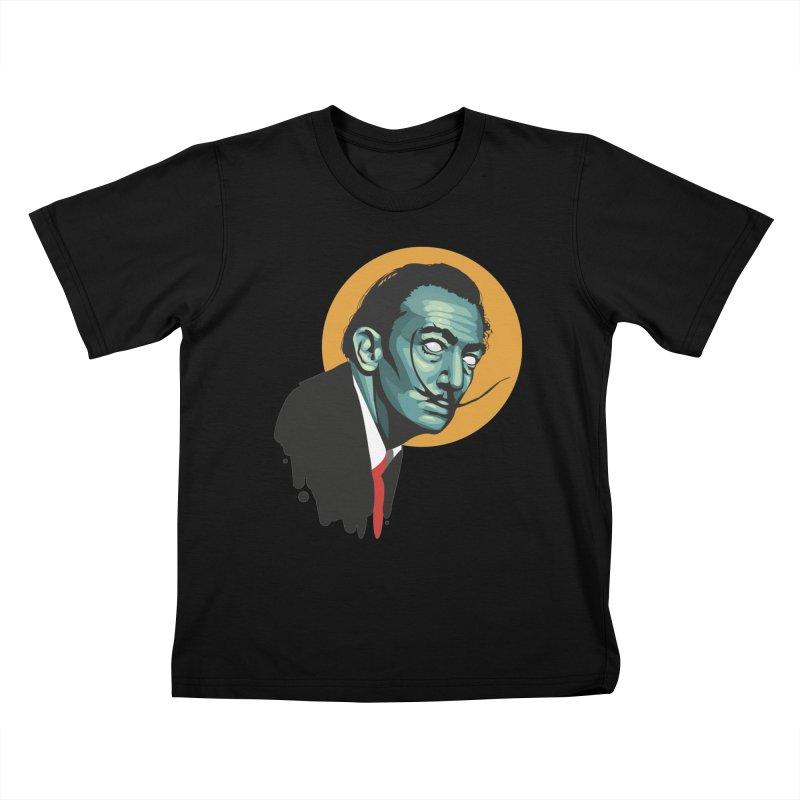 Santo Dali Kids T-Shirt by Fedz