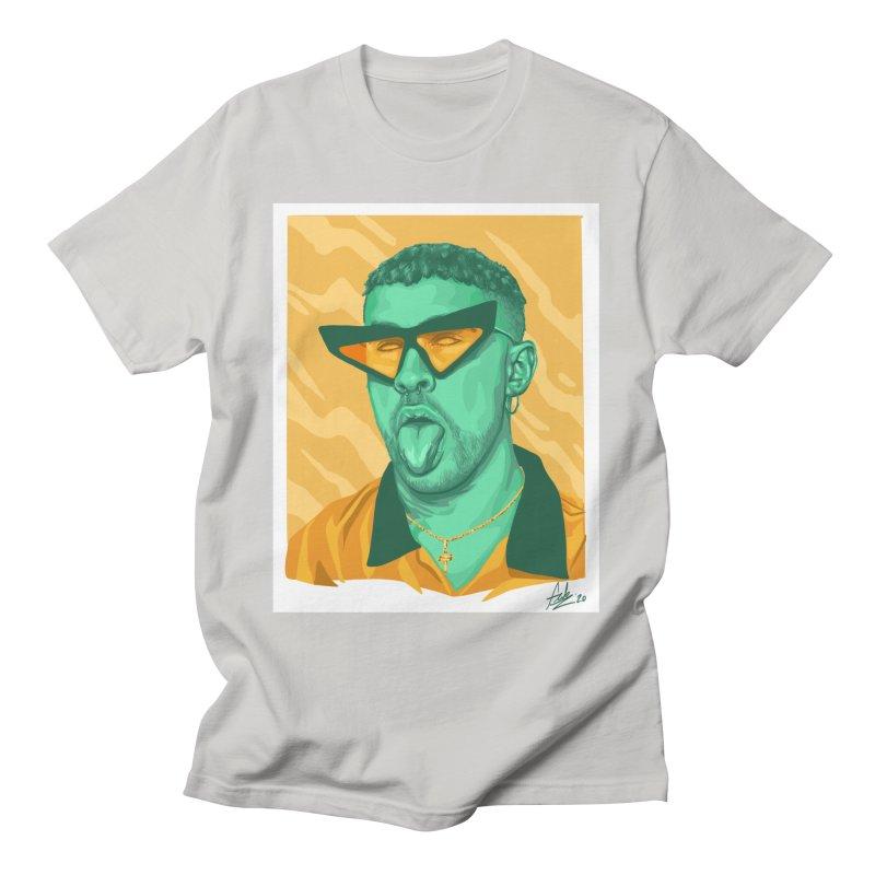 Conejito Malo Men's T-Shirt by Fedz