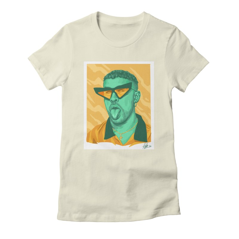 Conejito Malo Women's T-Shirt by Fedz