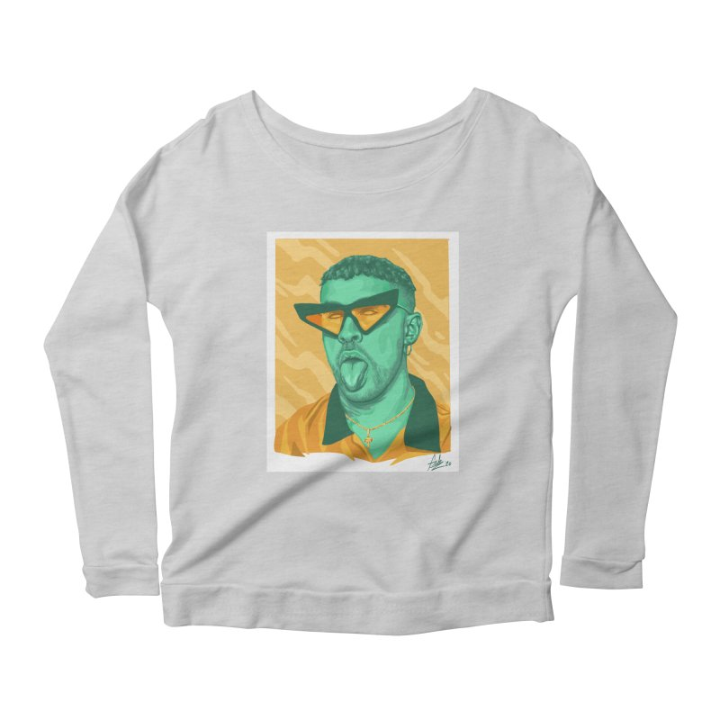 Conejito Malo Women's Longsleeve T-Shirt by Fedz