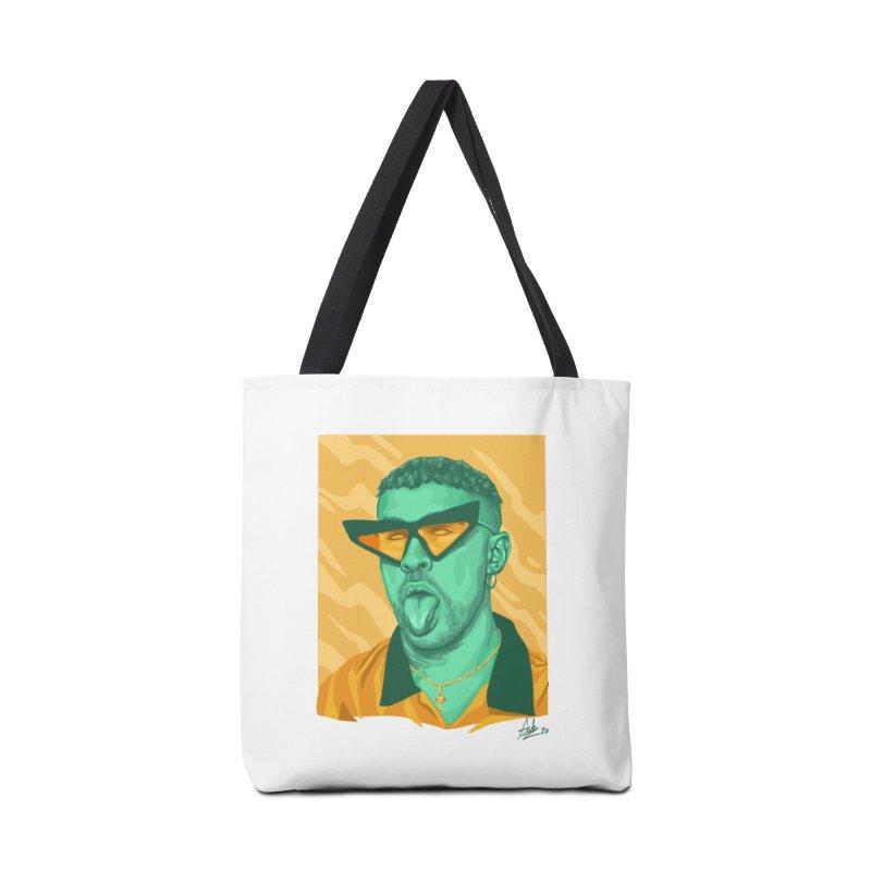 Conejito Malo Accessories Bag by Fedz