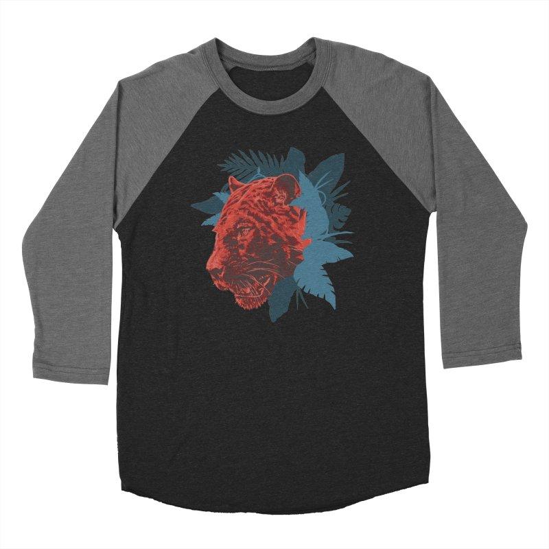Pantera Sagrada Women's Longsleeve T-Shirt by Fedz