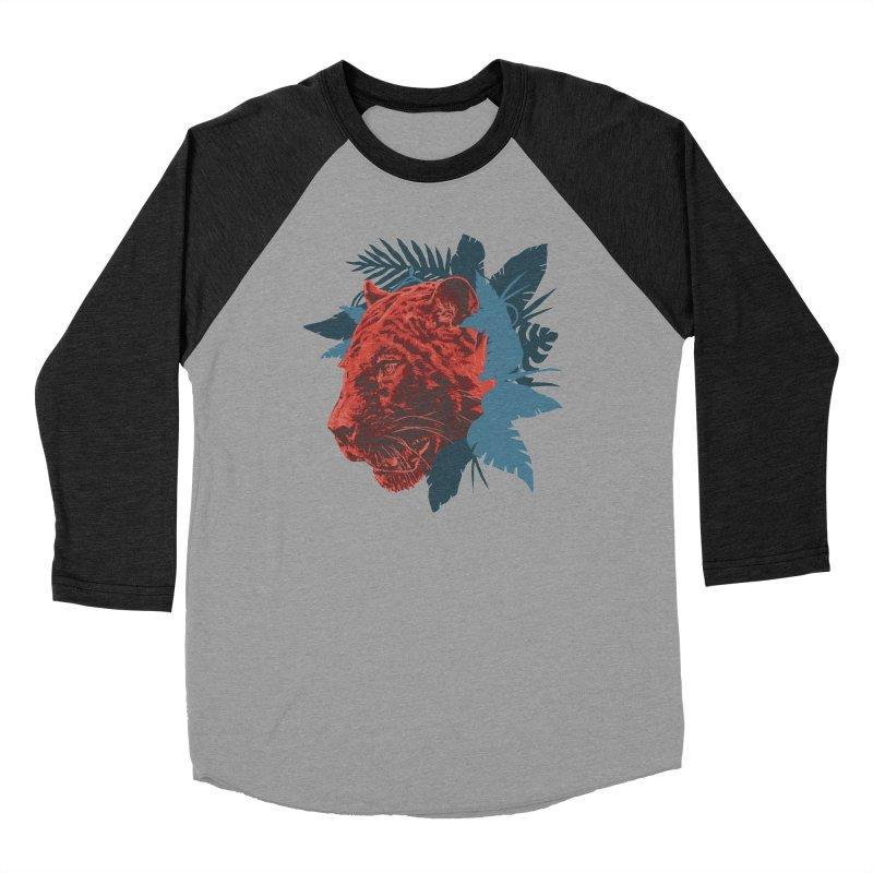 Pantera Sagrada Men's Longsleeve T-Shirt by Fedz