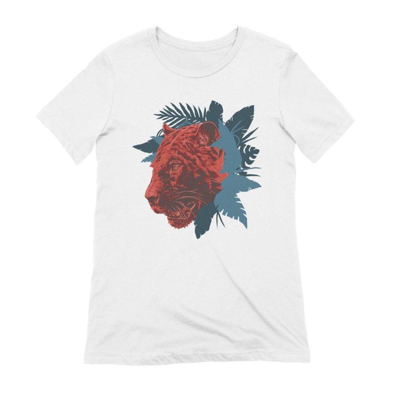 Pantera Sagrada Women's T-Shirt by Fedz
