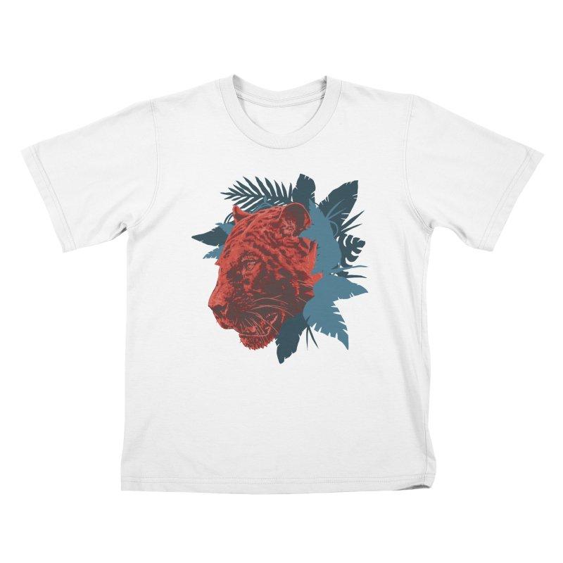 Pantera Sagrada Kids T-Shirt by Fedz