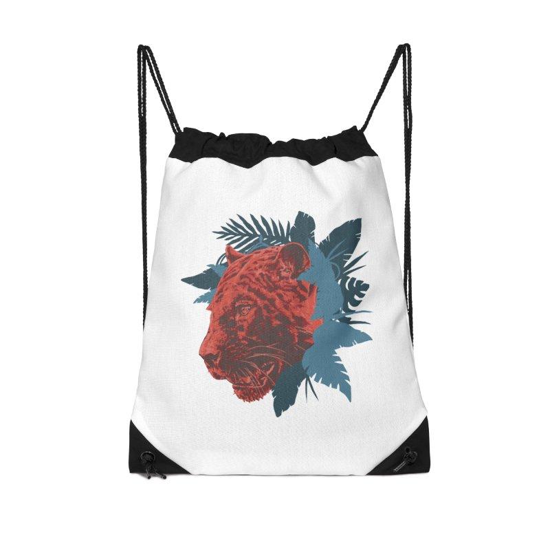 Pantera Sagrada Accessories Bag by Fedz