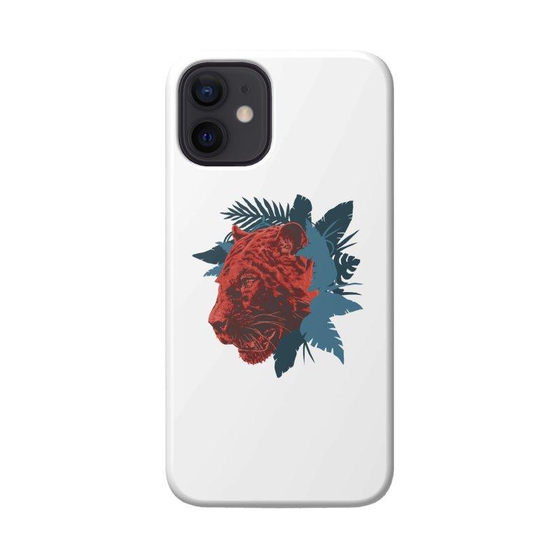 Pantera Sagrada Accessories Phone Case by Fedz