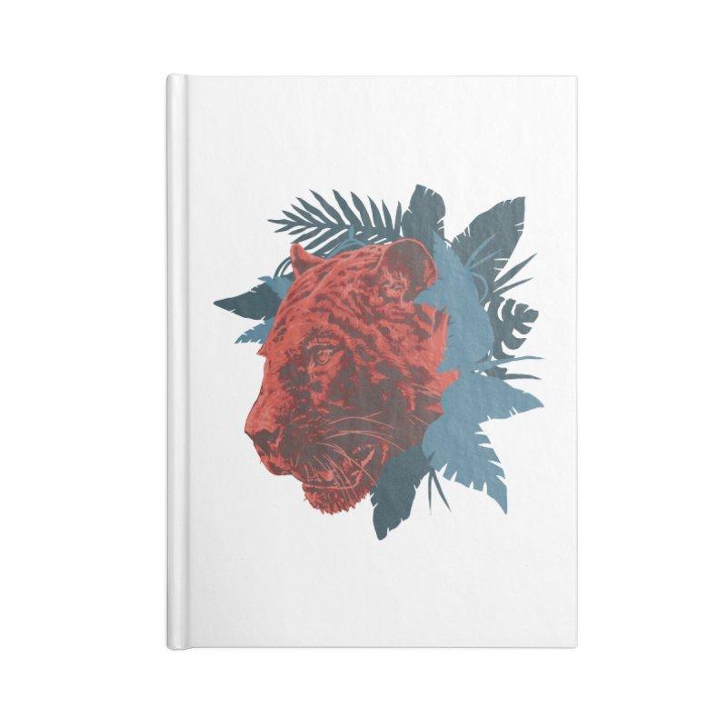 Pantera Sagrada Accessories Notebook by Fedz