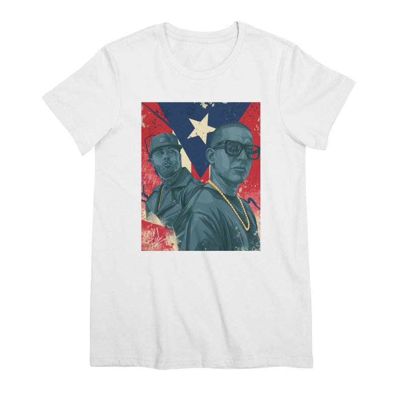 Los Cangris Women's T-Shirt by Fedz