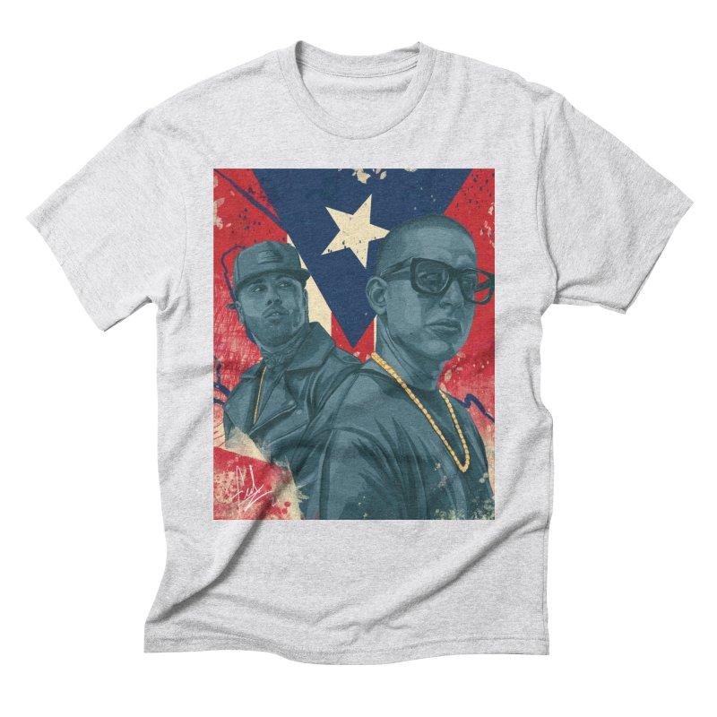 Los Cangris Men's T-Shirt by Fedz