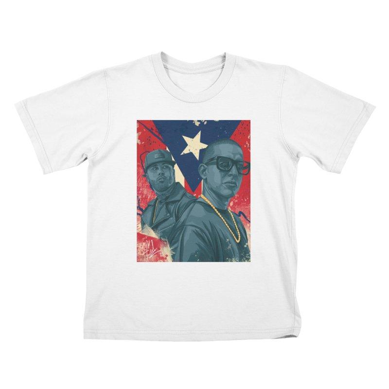 Los Cangris Kids T-Shirt by Fedz