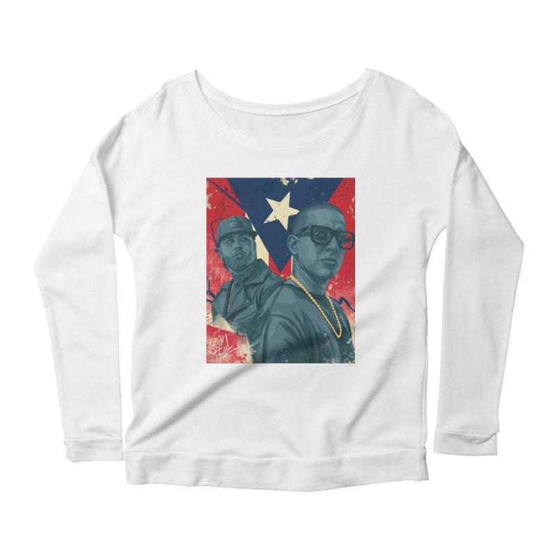 Los Cangris Women's Longsleeve T-Shirt by Fedz
