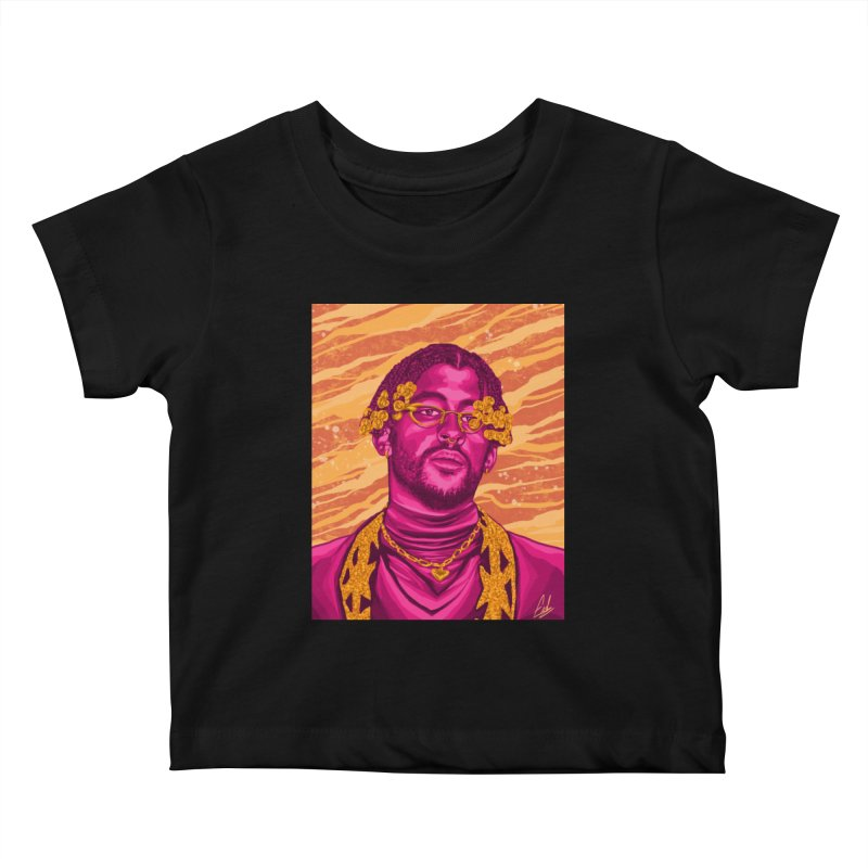 Ultimo Tour Kids Baby T-Shirt by Fedz