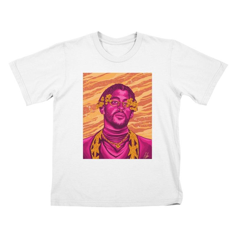 Ultimo Tour Kids T-Shirt by Fedz