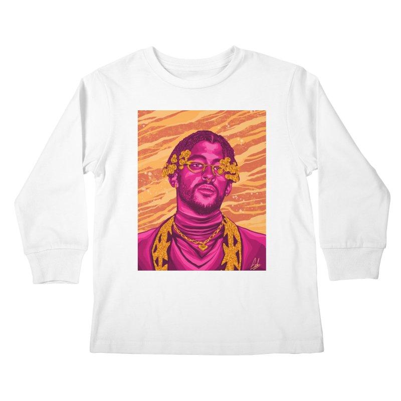 Ultimo Tour Kids Longsleeve T-Shirt by Fedz