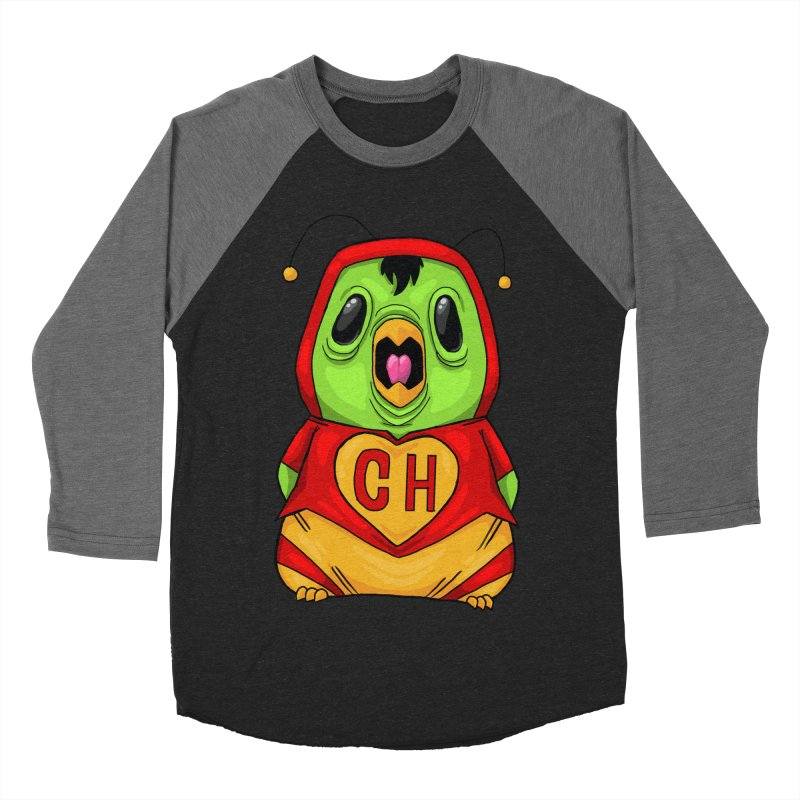Chapulin birdy Men's Baseball Triblend Longsleeve T-Shirt by Fedz