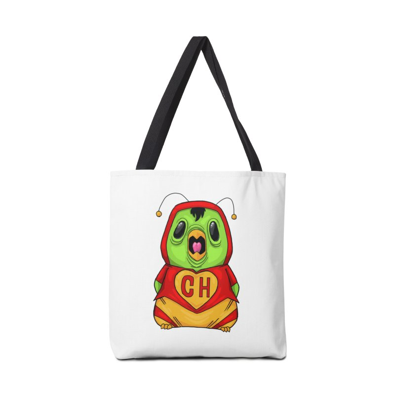 Chapulin birdy Accessories Tote Bag Bag by Fedz